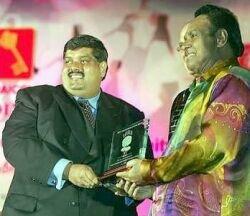 Lotus Group boss honoured