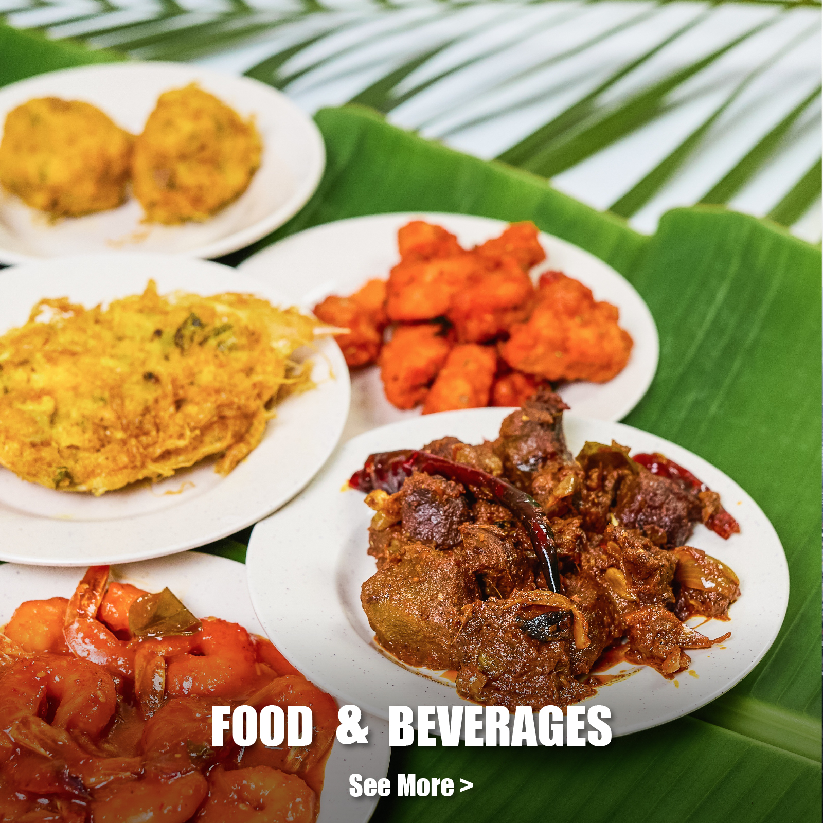 Food and Beverages V3 - Our Businesses Section - Homepage